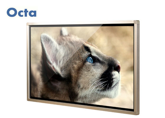 China Indoor Wall Mounted Digital Display Signage With High Resolution 1080P supplier