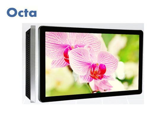 China Dual Core Free Standing Digital Display 47 Inch 4GB Storage Multiple Language supplier