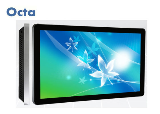 China 47 Inch LCD Stand Alone Digital Signage Player With IR Multi Touch Screen supplier