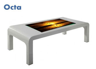 China 1080P Interactive Touch Kiosk LCD Multi Touch Interactive Information Kiosk supplier