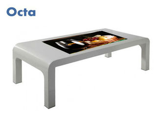 "China 46"" Interactive Touch Kiosk Interactive Digital Signage Kiosk LCD Player supplier"