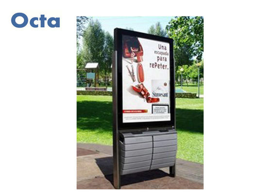 China OCTA External Digital Signage High Brightness For Commercial AD LCD Screen supplier