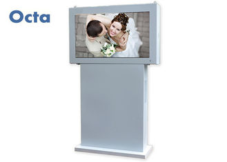 China Waterproof Touch Screen LCD Display 47 Inch Outdoor Android Digital Signage Kiosk supplier