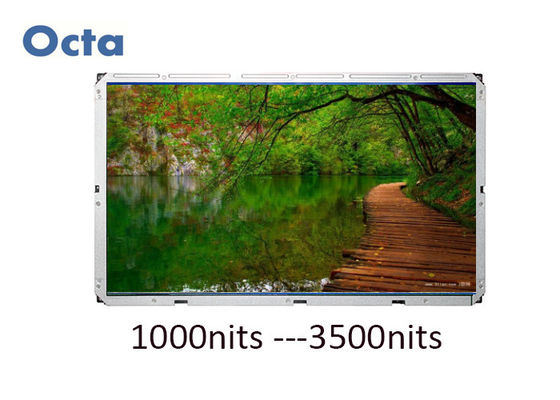China 1920 * 1080 HD High Brightness LCD Panel 47inch Intelligent For Bus Station supplier