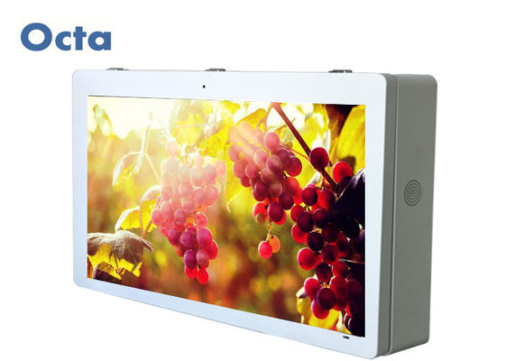 China Indoor WIFI Digital Signage For Home Supermarket Hotel Remote Control supplier