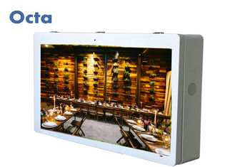 China LCD Screen 3G / 4G Digital Signage Android System Kiosk For Advertising supplier