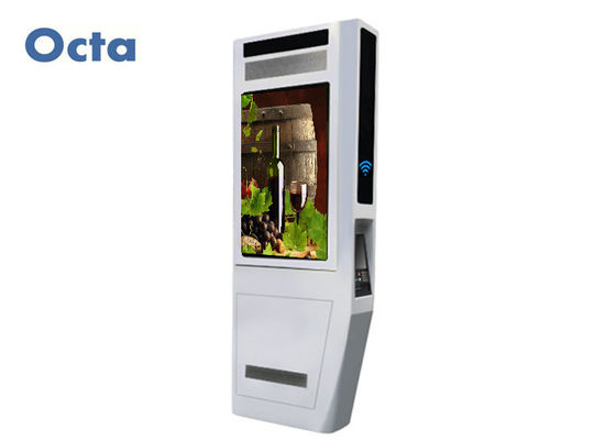 China Outdoor Network Digital Signage High Brightness LAN / Wifi / 3G Digital Signage supplier