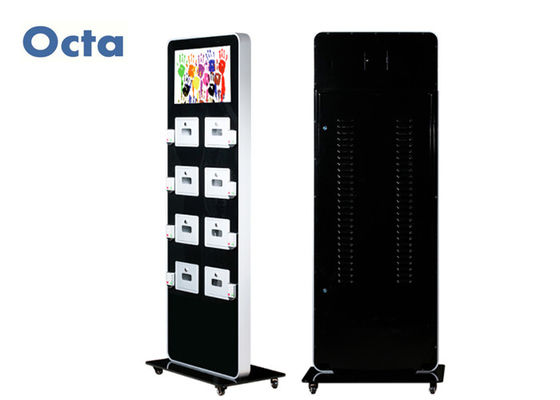China Android OS Indoor Wireless Digital Signage FHD With IR Touch Screen supplier