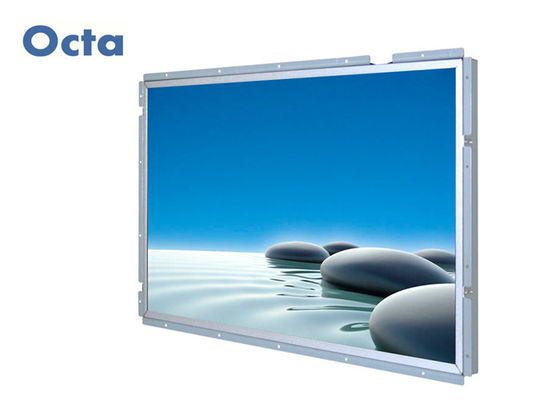 China Wall Mounted Open Frame LCD Monitor Full HD Open Frame Touch Screen Monitor supplier