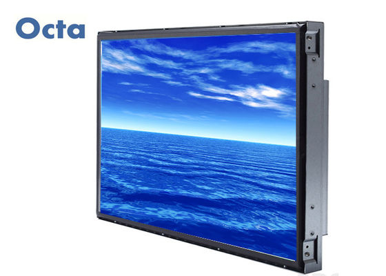 China Outdoor Open Frame Monitor Touch Screen Resistive 47 Inch 2000 Nit supplier