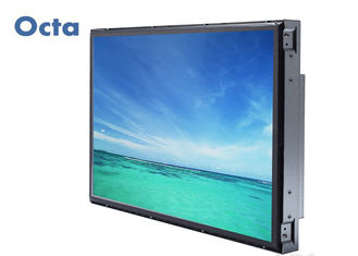 China Sunlight Readable Open Frame LCD Monitor Wall Mounted 65 Inch 2500 Nit supplier