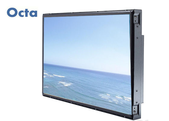 China Large Wall Mounted Sunlight Readable LCD Monitor 82 Inch 1920 * 1080P supplier