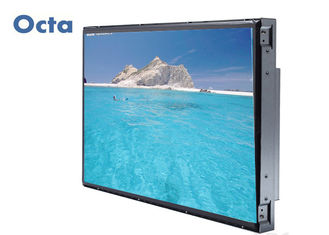 China 55 Inch Open Frame LCD Monitor Outdoor Sun Readable LCD Open Frame Monitor supplier