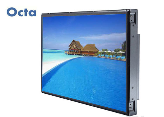 China 55 Inch 1500 Nit TFT LCD Panel Open Frame With High Bright Touch Screen supplier
