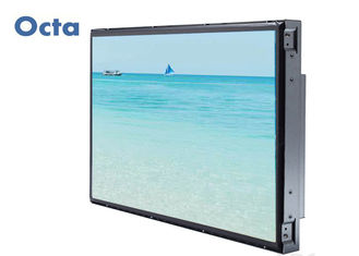 China TFT Open Frame LCD Monitor 22 Inch 1000 Nit Open Frame Touch Screen supplier