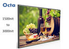 China Outdoor High Brightness LCD Display , 55 Inch High Brightness LCD Monitor factory