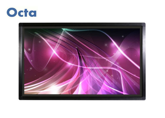 China Wall Mounted Stand Alone Digital Signage 55 Inch LCD Advertising Player factory