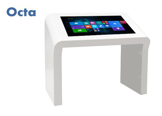 China Interactive Touch Screen Conference Table Kiosk 47 Inch LCD For Indoor / Hotel distributor