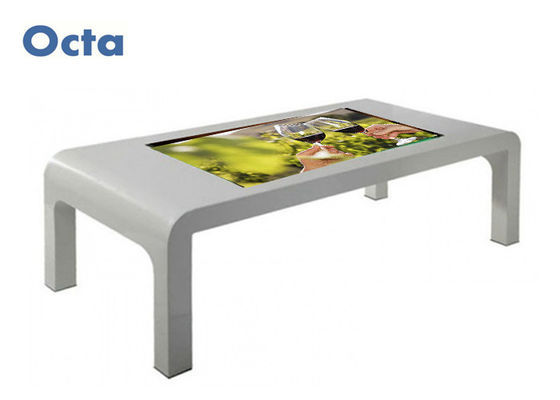 "China Octa Wifi Interactive Indoor Digital Signage 55"" For Hotel / Home / Supermarket factory"