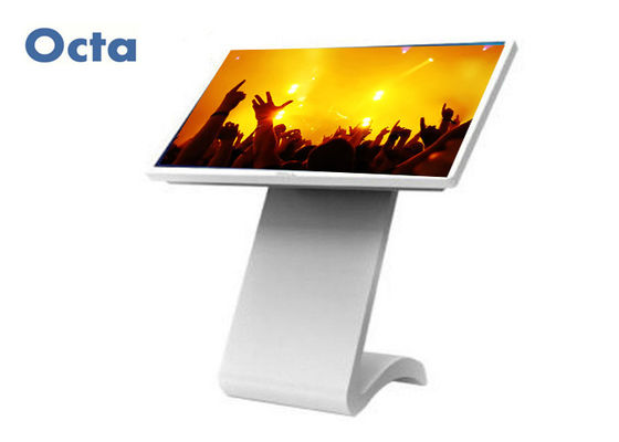 42 Inch Interactive Touch Kiosk With Touch Screen LCD Self Service Kiosk