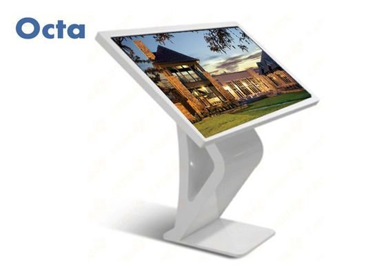 China Android / Windows Interactive Touch Kiosk IR Interactive Multi Touch Table distributor