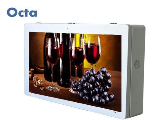 China 3G Android Network Digital Signage wifi LCD Advertising kiosks Displays distributor