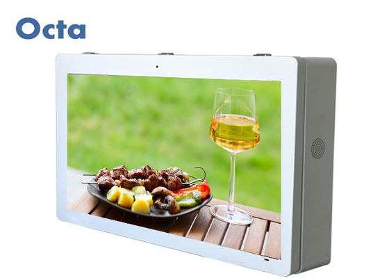 "China 65"" Full HD Network Digital Signage High Bright Touch Screen Media Player factory"