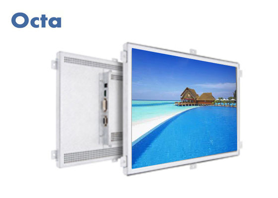 China Outdoor Open Frame TFT Digital Advertising Screens 42 Inch With Network distributor